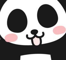 When Panda falls in Love Sticker Sticker