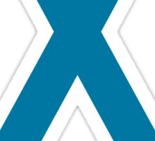 Ovarian Cancer Awareness ribbon Sticker