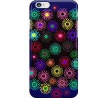 Abstract Swirl Stamp iPhone Case/Skin
