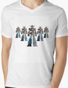 Goldrakes Mens V-Neck T-Shirt