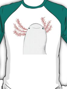 Axolotl Close-Up T-Shirt