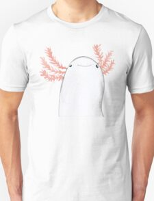 Axolotl Close-Up Unisex T-Shirt