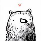 Bear Love by Sophie Corrigan