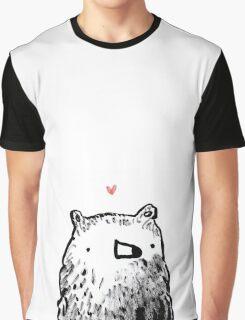 Bear Love Graphic T-Shirt