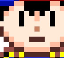 Ness - Earthbound Smash Bros Mini Pixel Sticker