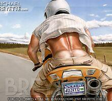 Escape by Michael Breyette