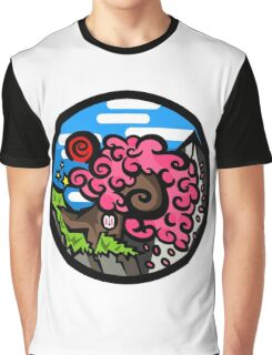 The Magic Land Graphic T-Shirt