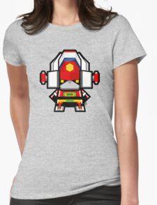 Mekkachibi Tosho Daimos Womens Fitted T-Shirt