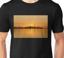 The City in Gold Unisex T-Shirt