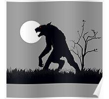 goosebumps werewolf Poster