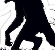 goosebumps werewolf Sticker