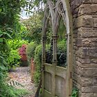 Montford Cottage Garden Gate by TheWalkerTouch