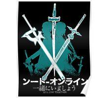 Sword Art Online - lets stay together Poster