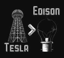 Tesla superiority Kids Clothes