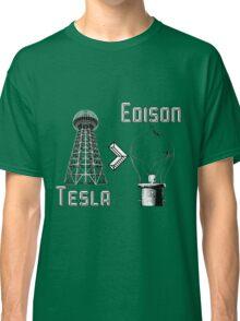 Tesla superiority Classic T-Shirt