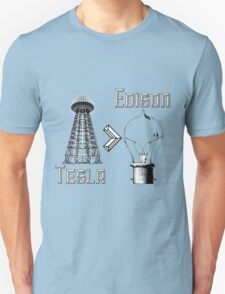 Tesla superiority Unisex T-Shirt