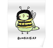 Bumblebird Poster