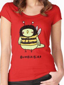 Bumblebird Women's Fitted Scoop T-Shirt