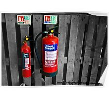 Extinguishers Poster
