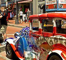 Main Street, Annapolis by Thad Zajdowicz