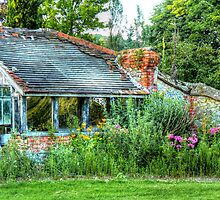 The Old Potting Shed by Kim Slater