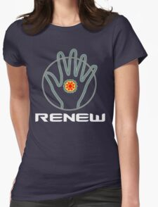 Renew Womens Fitted T-Shirt