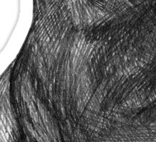 Le Carlin Noir Sticker