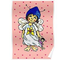 sweet-heart fairy Poster