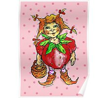 strawberry fairy  Poster