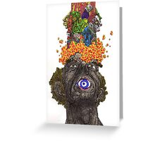 Explodo Greeting Card