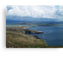 From Crohy Head 2 Canvas Print