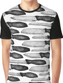 Knives  Graphic T-Shirt