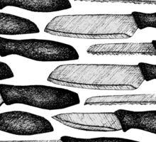 Knives  Sticker