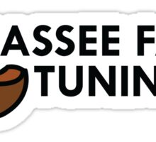 Massee Farms Tuning Stickers Sticker