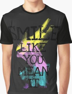 smile like... Graphic T-Shirt