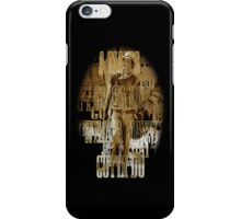 A Man's Gotta Do, What A Man's Gotta Do iPhone Case/Skin
