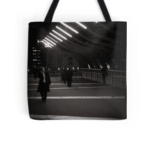 Melbourne Winter Night Tote Bag