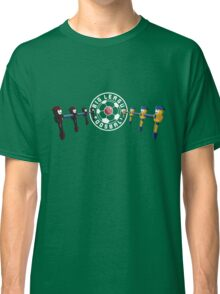 Big League Foosball | Community Classic T-Shirt