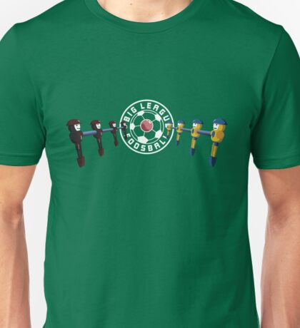 Big League Foosball | Community Unisex T-Shirt