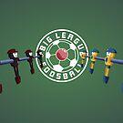 Big League Foosball | Community by Mark Quimoyog