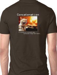 """""""concatenation"""" Tshirt Unisex T-Shirt"""
