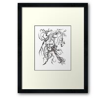 What's on the Inside #1 Framed Print