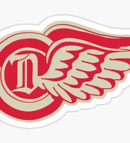 Detroit Red Wings 3 Sticker