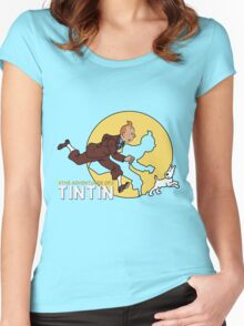 Adventures Women's Fitted Scoop T-Shirt