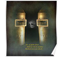 masquerade - haiku ....again Poster