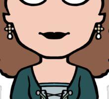 Adele Bessette (sticker) Sticker