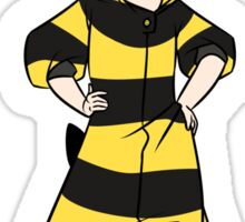 bees bees bees Sticker