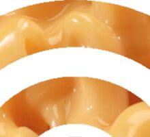 Wifi Mac N Cheese Sticker