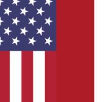 USA & Netherlands Sticker