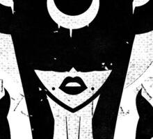 Occult Girl Sticker